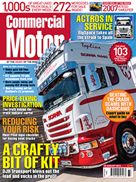 Commercial Motor Magazine Offers