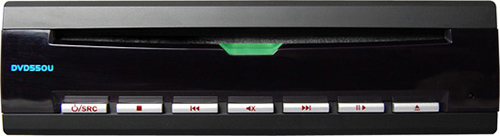 CKO DVD115U DIN DVD PLAYER