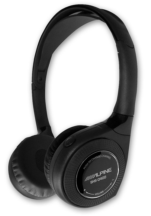 ALPINE SHS D400 HEADPHONES