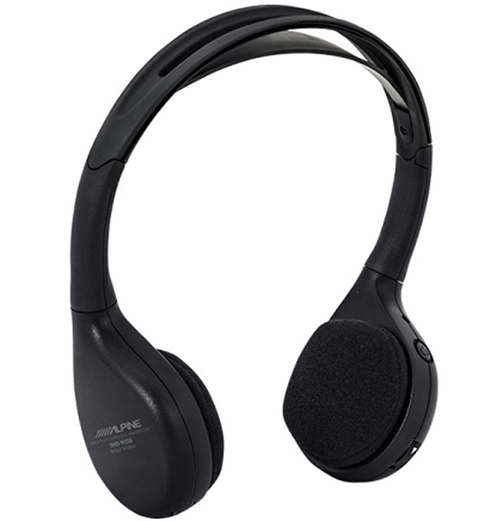 ALPINE SHS N206 HEADPHONES
