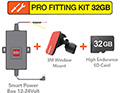 PRO FITTING KIT 32GB