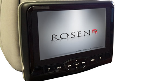 ROSEN AV7800 TWIN DVD KIT